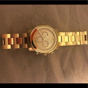 Movado Gold Watch